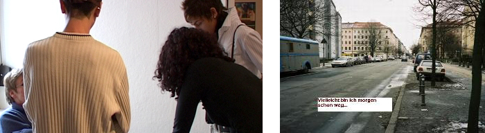 VIELLEICHT BIN ICH MORGEN SCHON WEG – Film zur Situation junger Flüchtlinge in Berlin